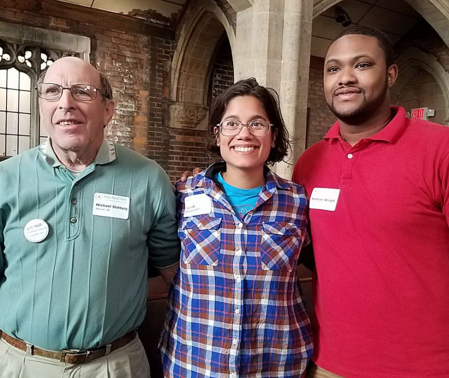 2017 CTA Midwest Regional Conference in Detroit - Speakers W. Michael Slattery, Sonali Devarajan, Raphael Wright on Urban Farming and food justice