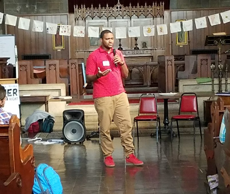 2017 CTA Midwest Regional Conference in Detroit - Speaker Raphael Wright on Urban Farming and establishing a black-owned grocery store in Deroit